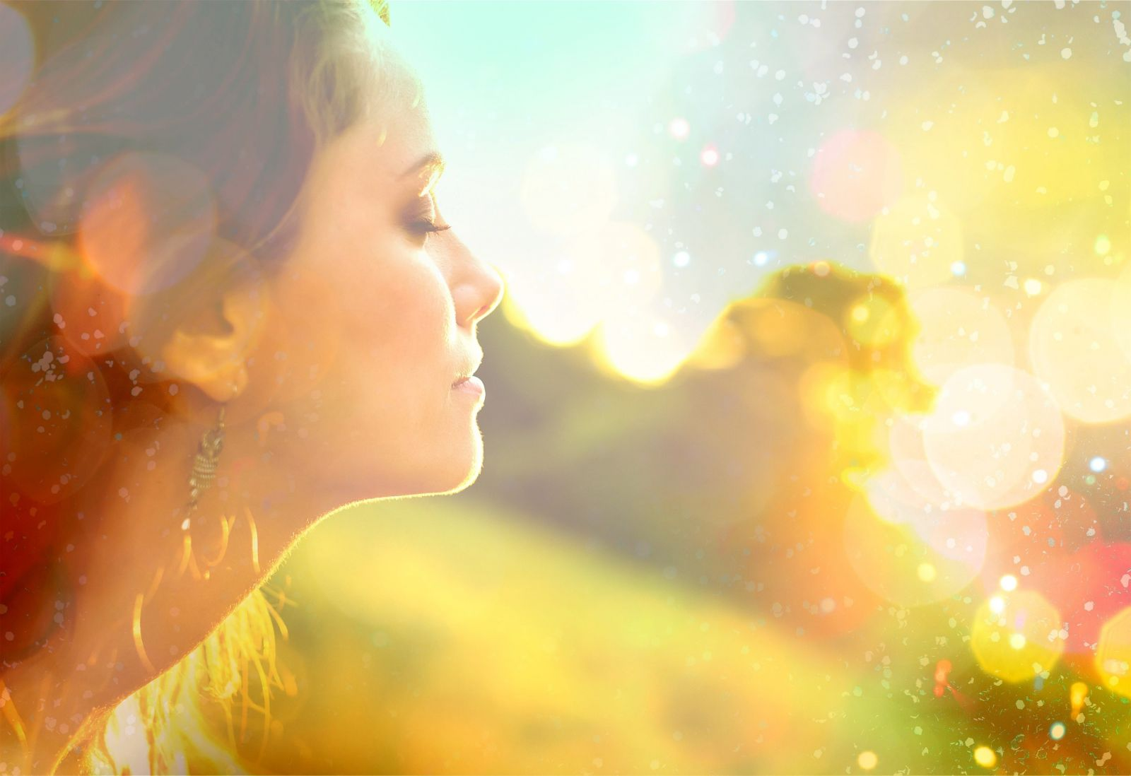 Bio-Zahnheilkunde - Vitamin D3 - Frau Sonne - denecke zahnmedizin