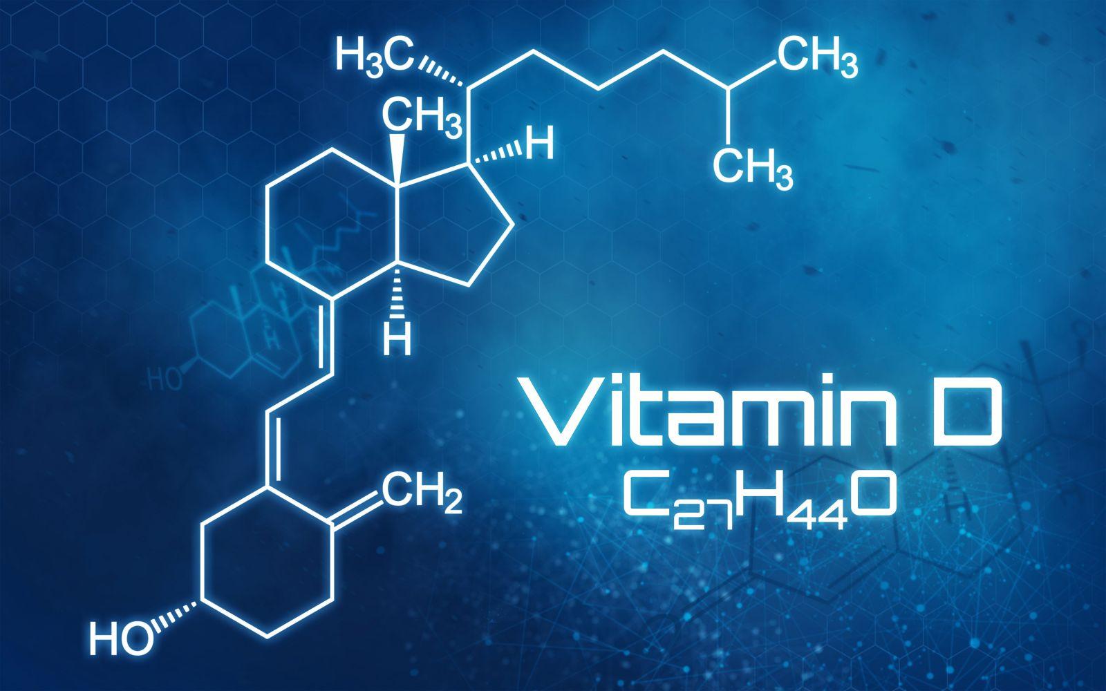 Bio-Zahnheilkunde - Vitamin D3 - Chemische Zusammensetzung - denecke zahmedizin