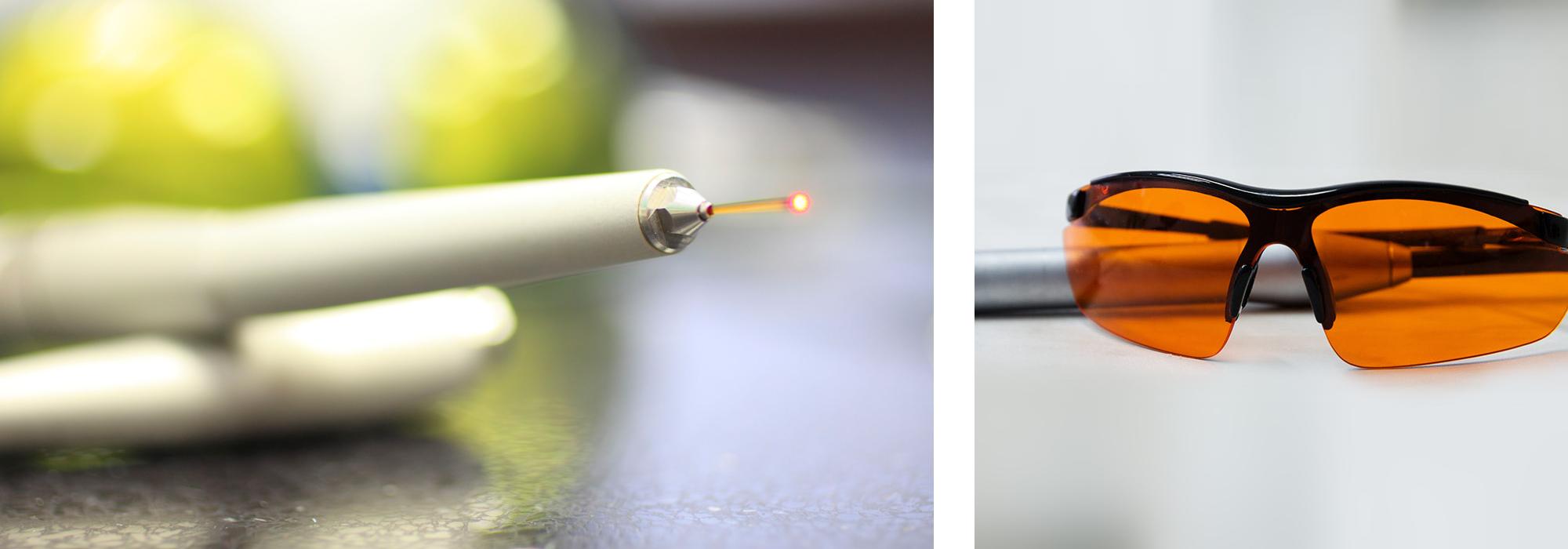 Zahnbehandlung Laser